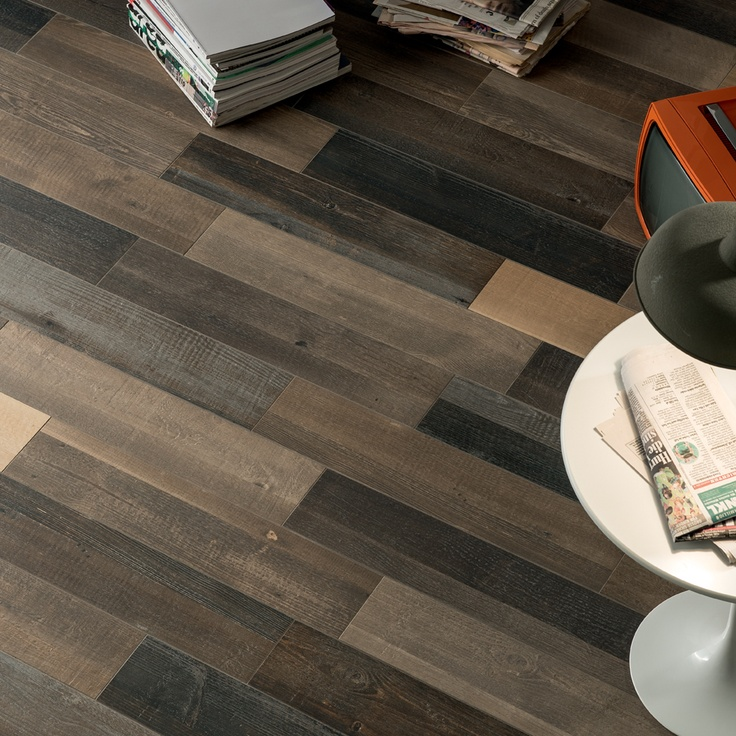 Cottage Wood #rustic #porcelain #tiles by Fioranese