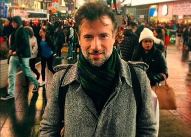 Κωστής Μαραβέγιας-Από το The Voice στην Νέα Υόρκη (Φωτογραφίες)