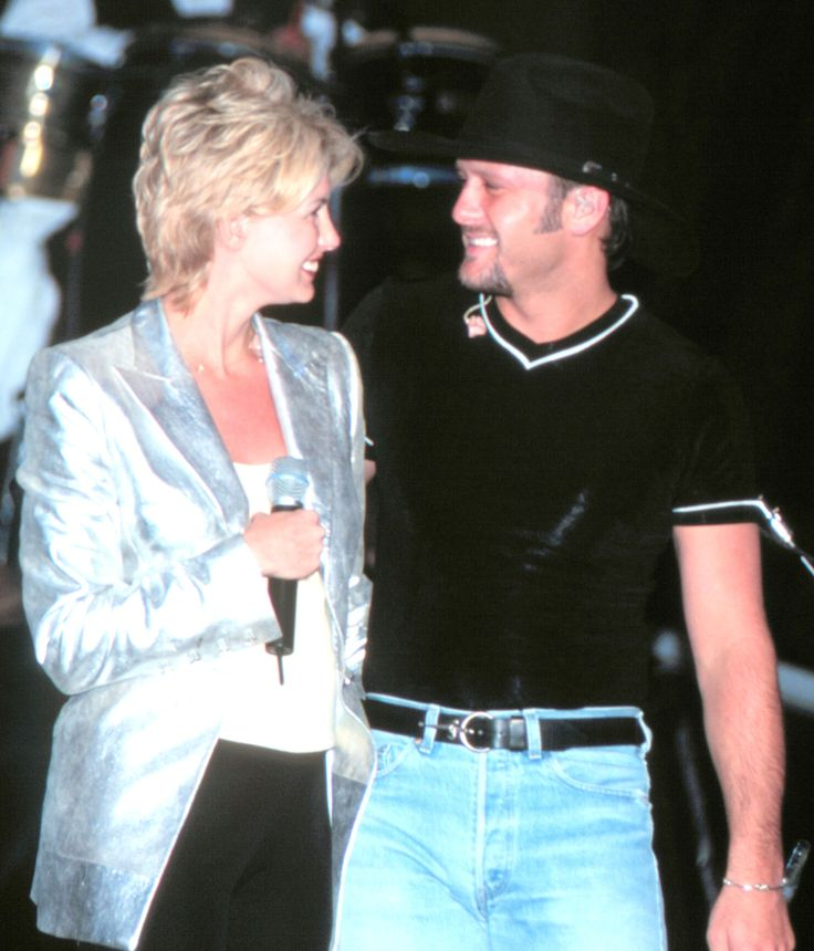 11 Photos That Prove Tim McGraw And Faith Hill Are The Cutest Couple Ever