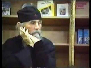 Παναγία Ιεροσολυμίτισσα: Γέρων Εφραίμ Φιλοθεϊτης - Αριζόνας 1992 - Ο Αόρατο...