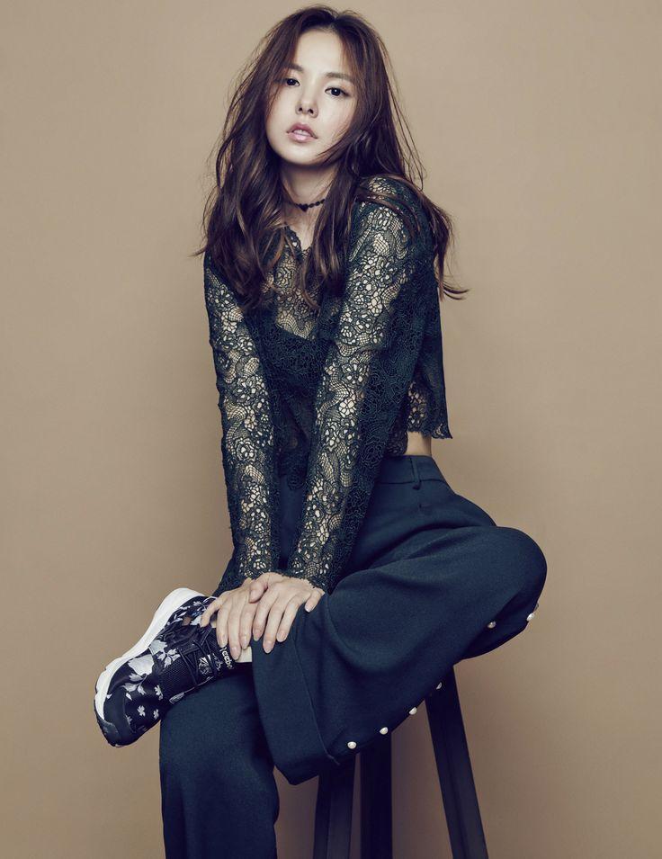 Min Hyo Rin - Harper's Bazaar Magazine September Issue '15
