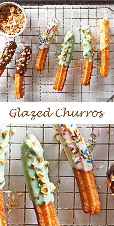 Fiesta Ready Churro Bar Recipe Cafe Food Churros Recipe Churros