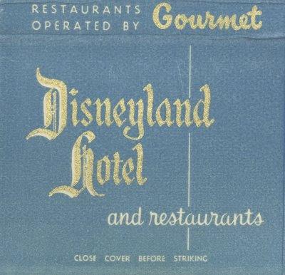 109 Best Vintage Disneyland Hotel Images On Pinterest