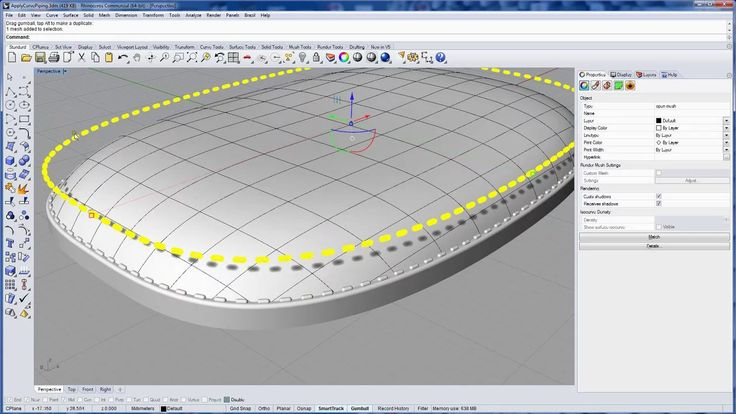 In this quick video tip, learn how to use curve piping in conjunction with linetype styles. Stitching for softgoods renderings is one possible use.