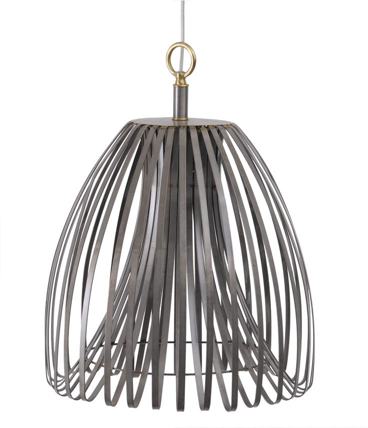 Strip Metal Hanging Light By The Libra Company Http Www Ti