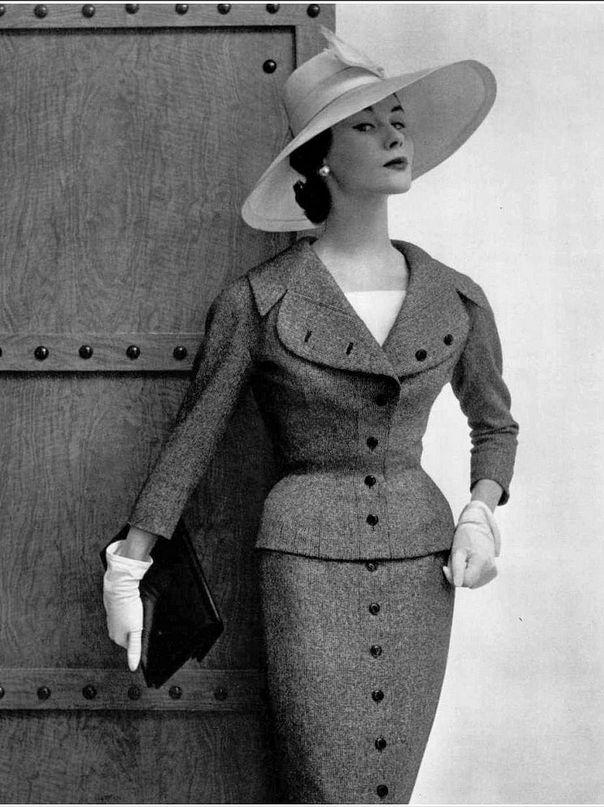 Mejores 10650 Im 225 Genes De Vintage Dresses En Pinterest