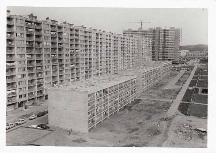 Bohnické sídliště 1977