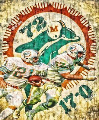 1972 NFL Miami Dolphins