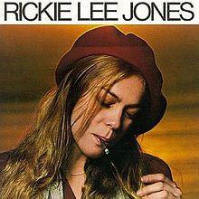 Rickie Lee Jones - breezy melodies and jazz stylings