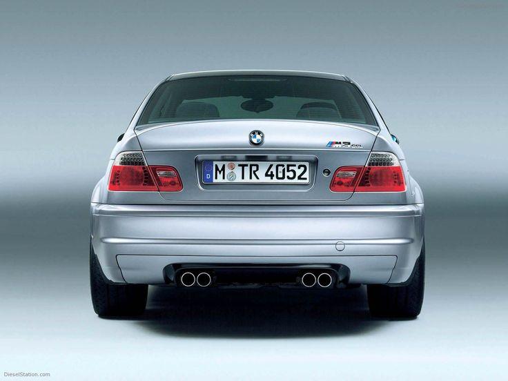 BMW M3 CSL (2001)
