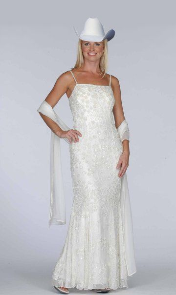 Modern Casual Wedding Dress : Wedding casual and bridal gowns
