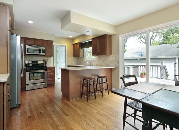 Going For A Contemporary Look For Your Home? Weu0027ve Got Various Hardwood Just
