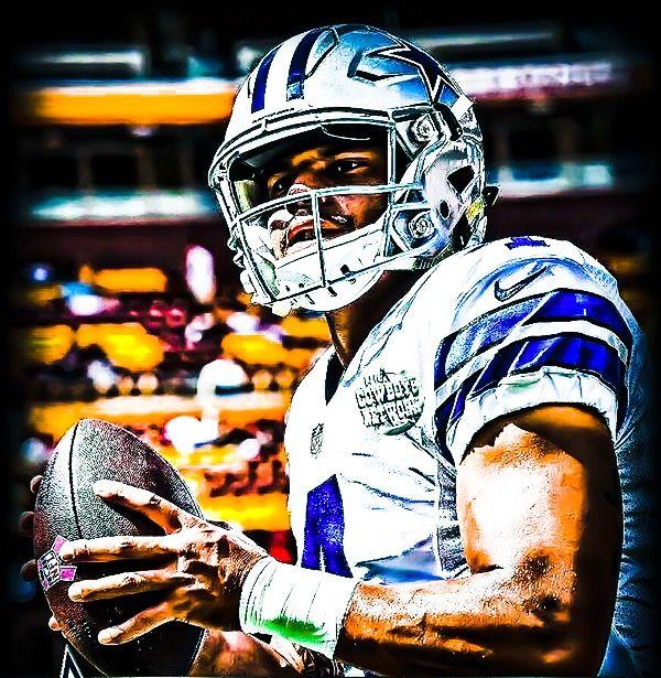 DAK... What a Quarterback !