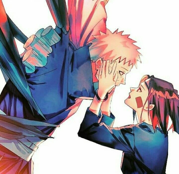 Obito and rin   Anime naruto, Anime, Naruto pictures
