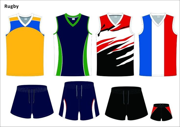 Custom sleeveless rugby jersey rugby clothing rugby shorts #rugby_clothing, #shorts
