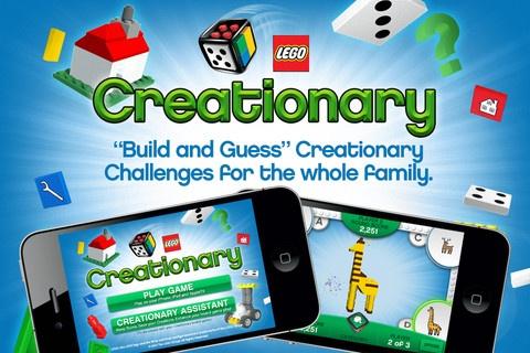 LEGO® Creationary
