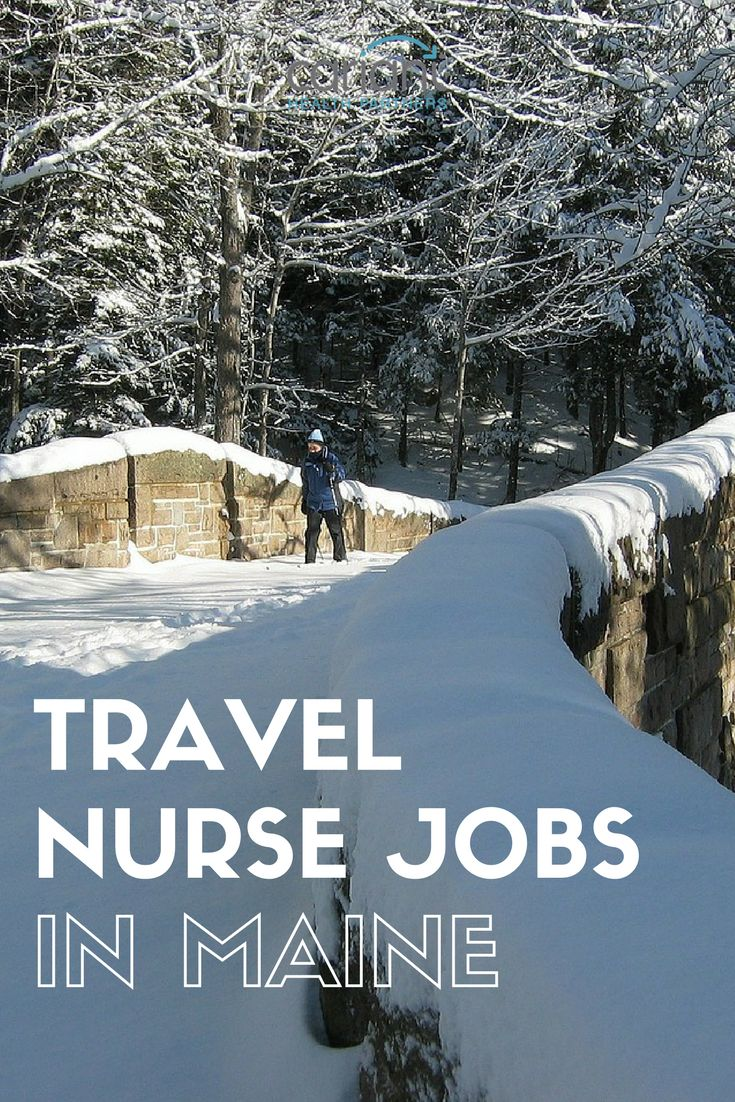 Jobs physical therapy maine - Save This Pin For Quick Access To The Latest Travel Nurse Jobs In Maine With Cariant