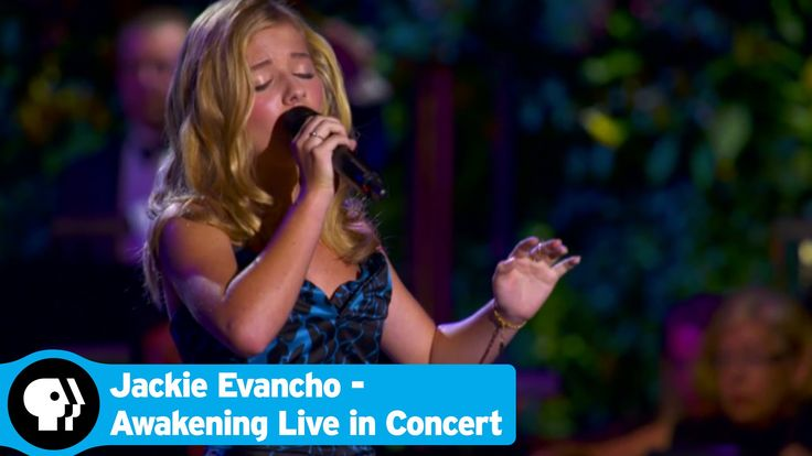 JACKIE EVANCHO - AWAKENING - LIVE IN CONCERT| Coming December 2014 | PBS