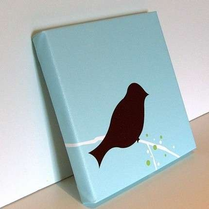 i could do this with a picture frame some fabric and a cricut find this pin and more on wall art