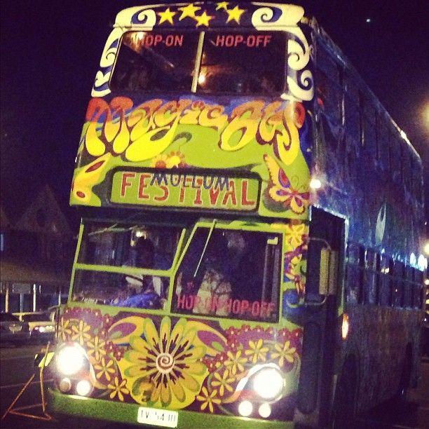 ☺Mullum music festival❤  #home #music #hippy #mullumbimby #mullummusicfestival #happiness #bus #festival #farnorthcoast #australia