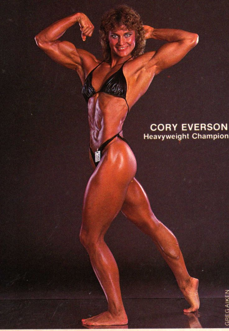 Female bodybuilder cory-8322