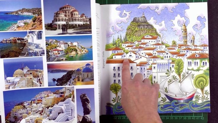 Greece is a picturesque country and now, with thanks to artist Konstantinos…