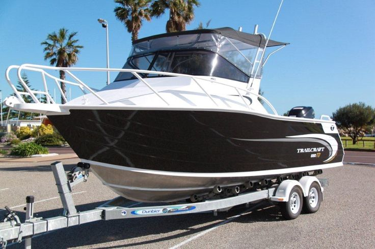 Saltwater Marine offers a variety of new and used boats for sale such as Trailcraft plate aluminium trailer boats and Mercury outboards.
