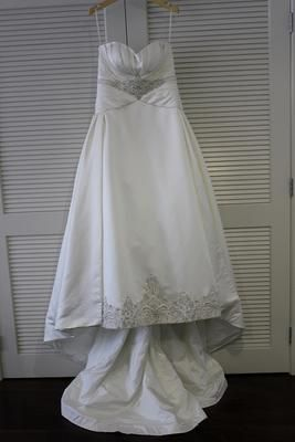 This Priscilla of Boston wedding dress is perfect for any princess. See more wedding gowns at www.smartbrideboutique.com