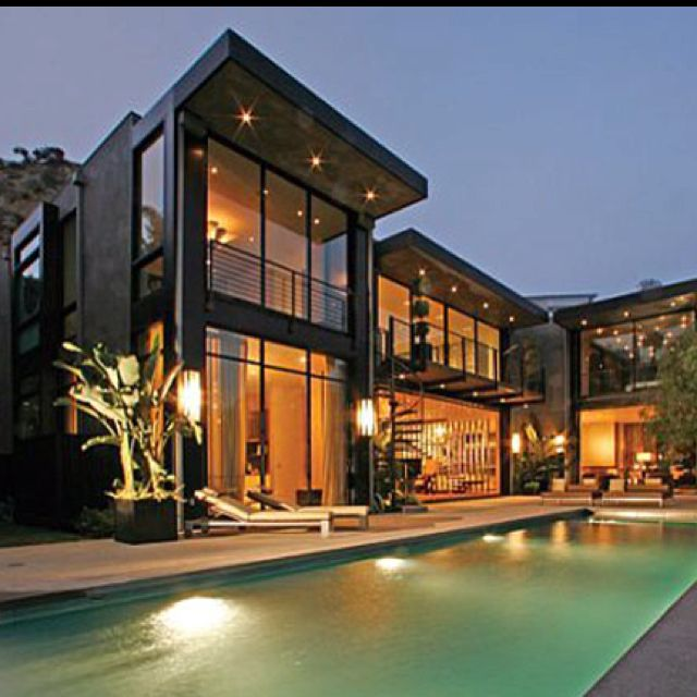 styles ave designs with luxury house level floors surrounded glass window and beautiful lighting also awesome pool of luxury for contemporary style home