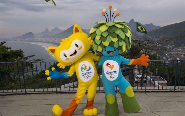 Conheça os mascotes dos Jogos Olímpicos e Paralímpicos Rio 2016 e ajude a escolher seus nomes