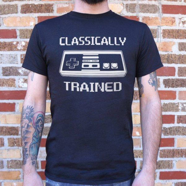 Classically Trained T-Shirt | 6Dollar Shirts | Discover the Perfect
