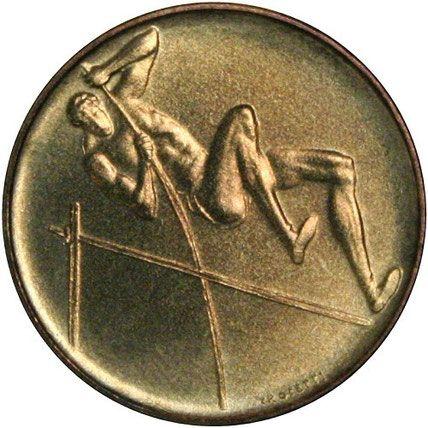 Olimpiadi 1980 disciplina del SALTO IN ALTO