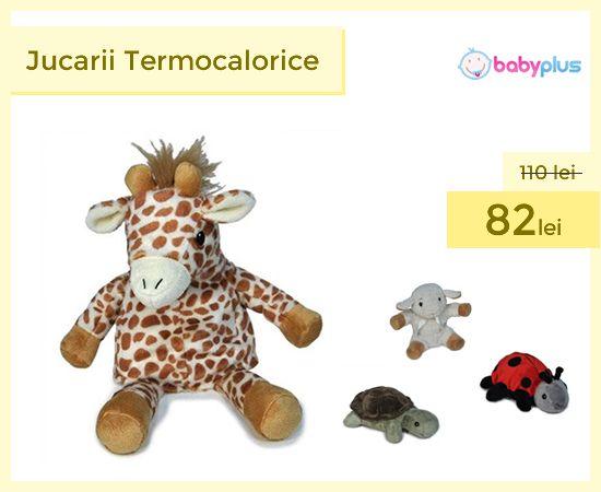 Jucarii Termocalorice de la CloudB http://www.babyplus.ro/jucarii-si-jocuri/jucarii-de-plus/jucarii-termocalorice--cloudb/