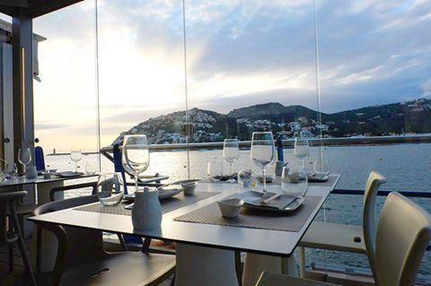 Romantic dinner or unique lunch experience - All is possible at Sumailla #MallorcaCaprice