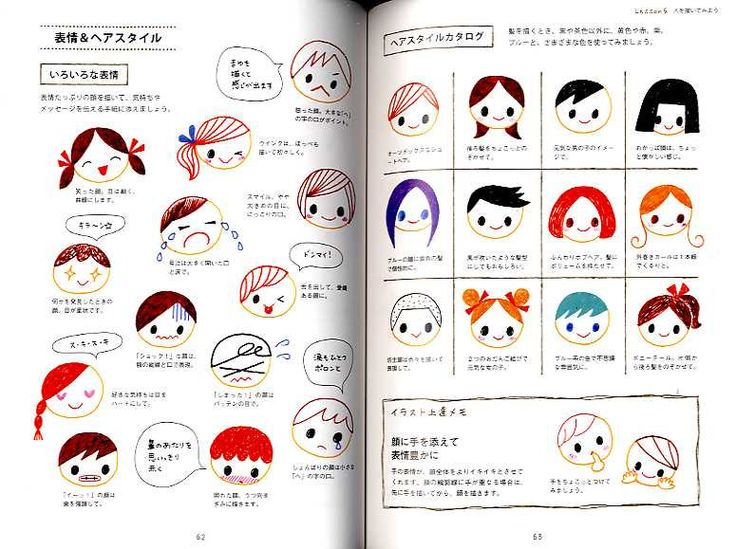 Cute Illustrations with Ball Point Pens - Japanese Book. $23,50, via Etsy.