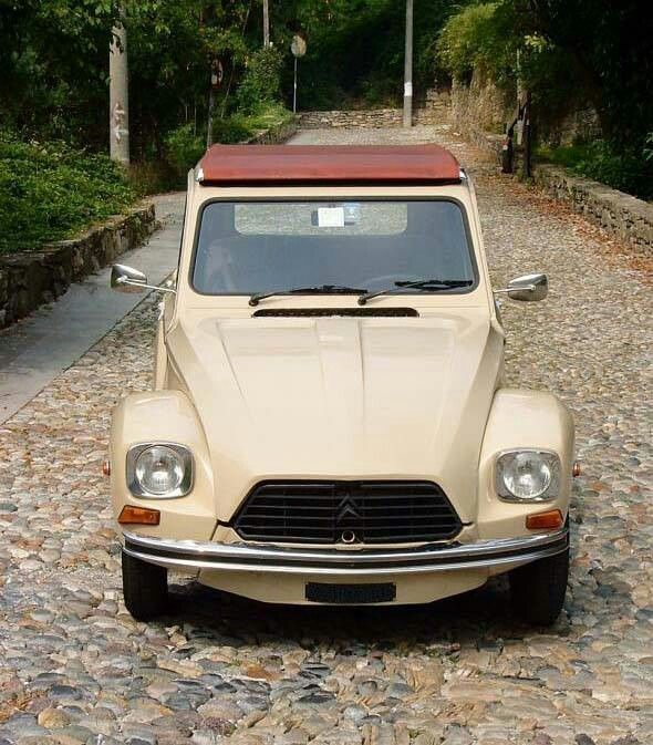 L'auto della mia infanzia!