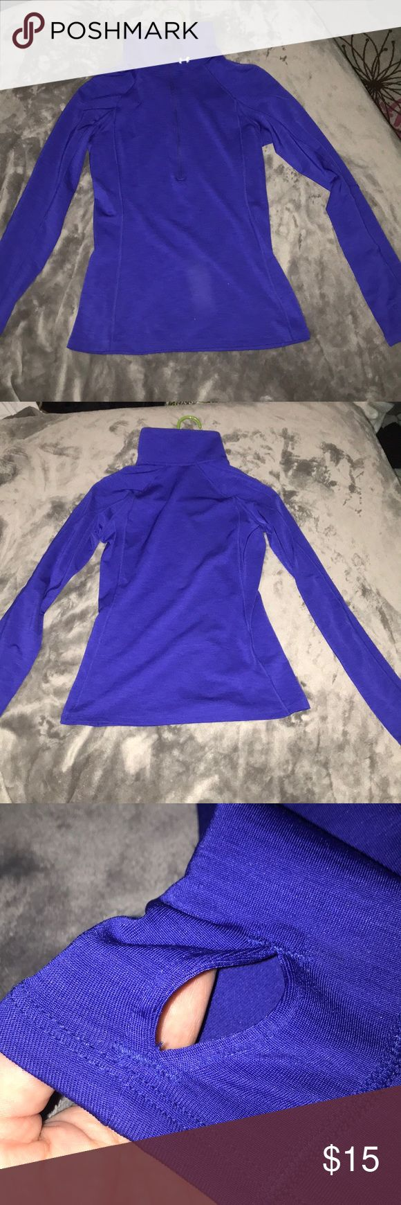 Half Zip Compression jacket Very comfortable and warm! Under Armour Jackets & Coats