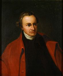 Patrick Henry (May 29, 1736 – June 6, 1799) was an attorney, planter and politician who became known as an orator during the movement for independence in Virginia in the 1770s. A Founding Father, he served as the first and sixth post-colonial Governor of Virginia, from 1776 to 1779 and from 1784 to 1786.