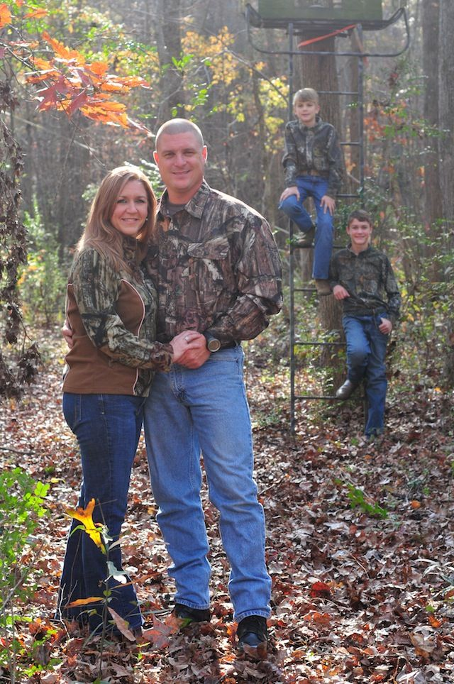 for the families who love camo!  Our next family pic will be camo again! Lol