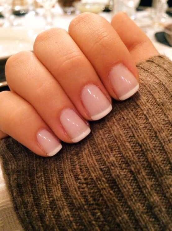 8 best Natural Looking Nails images on Pinterest | Nail colors, Nail ...
