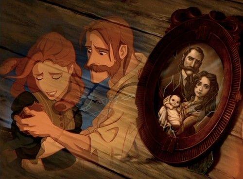 Tarzan's Parents - disney-parents Fan Art