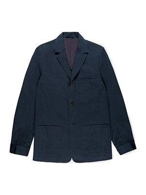Sunspel Cotton Twill Worker Jacket £115