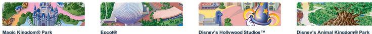 *HOT* FREE Disney Keepsake Parks Custom Maps + FREE Shipping (No Credit Card Required!) - Raining Hot Coupons