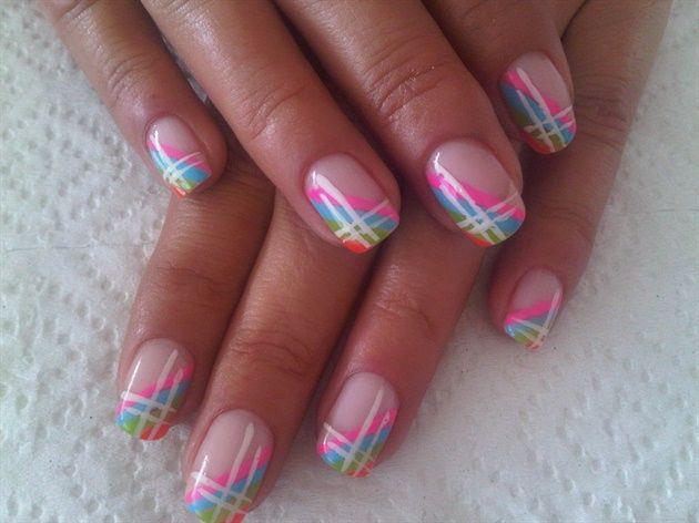 Gel by NailsbyAnita - Nail Art Gallery nailartgallery.nailsmag.com by Nails Magazine www.nailsmag.com #nailart