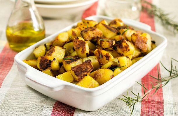 Egyszerű citromos újkrumpli ropogósra sütve | femina.hu