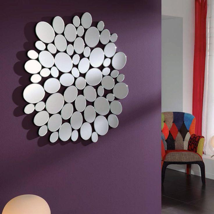 Espejo con formas circulares (294 – DE4) - Muebles CASANOVA