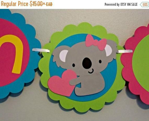 Check out this item in my Etsy shop https://www.etsy.com/ca/listing/247239545/koala-banner-kangaroo-banner-australia