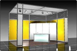 Mobiler Messestand modular ab 5.000 Euro