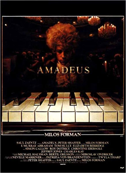 Pas de nouveau film sur le sujet depuis Amadeus .. il est inégalable !
