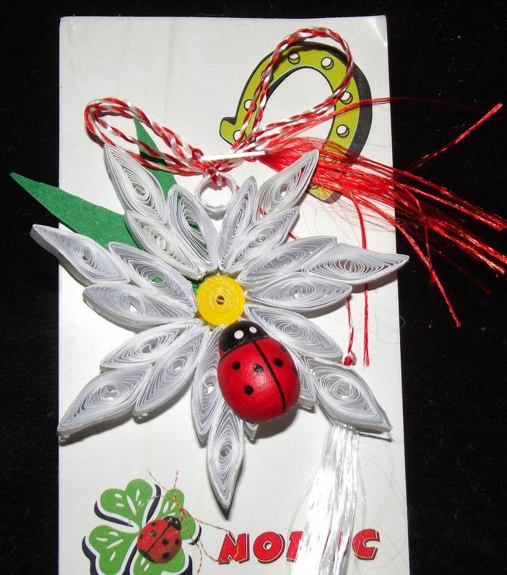 Quilling: Flowers Sergal's quilling art